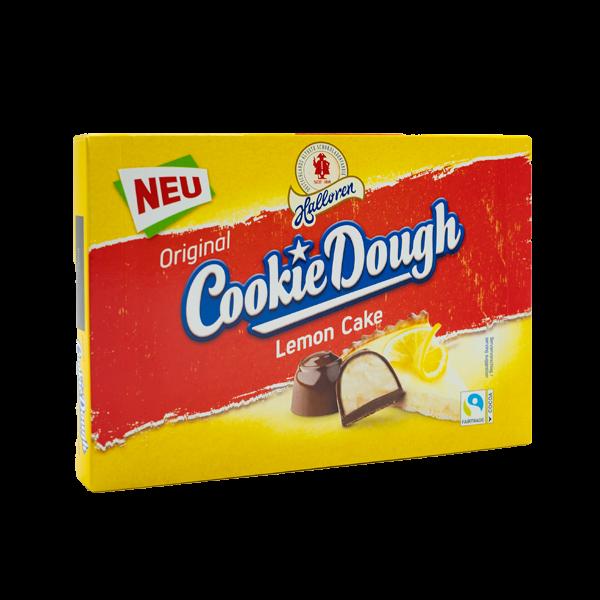 Original Cookie Dough Lemon Cake