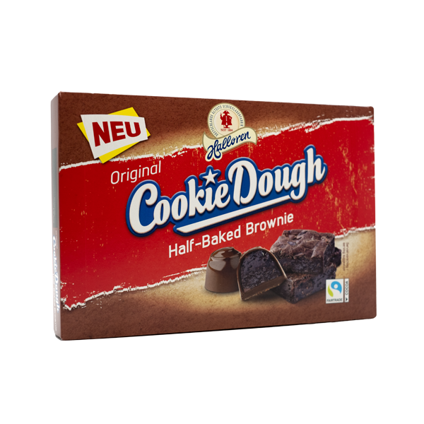 Original Cookie Dough Half-Baked Brownie
