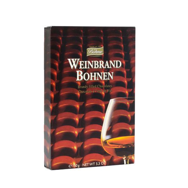 Weinbrand Bohnen Böhme 150g