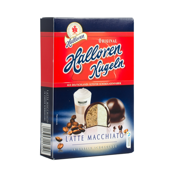Latte Macchiato Original Halloren Kugeln