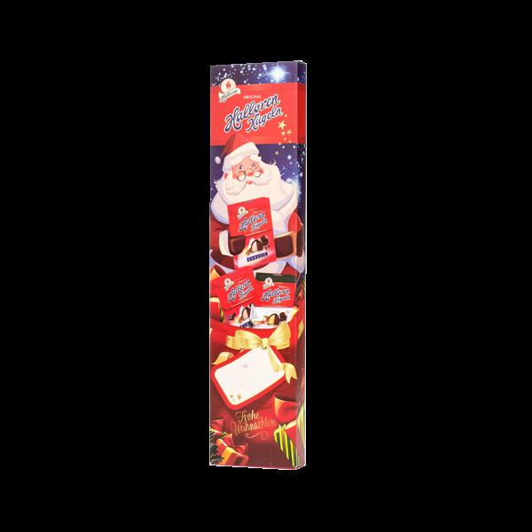 Original Halloren Kugeln 3er-Weihnachtsset