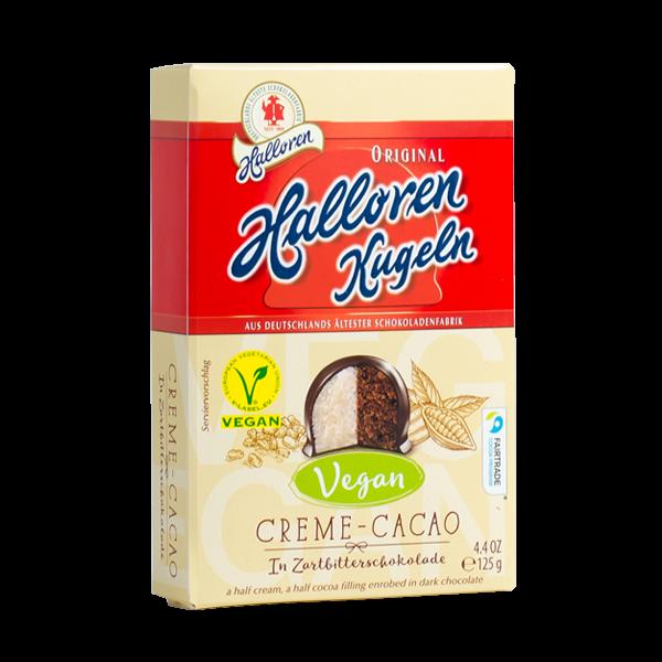 Original Halloren Kugeln Creme-Cacao Vegan