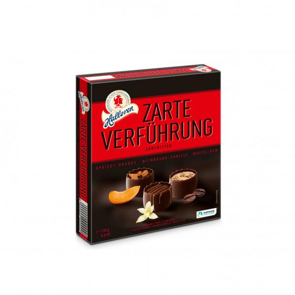 Zarte Verführung Zartbitterschokolade