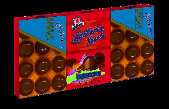 Original Halloren Kugeln Nostalgie 3er-Set