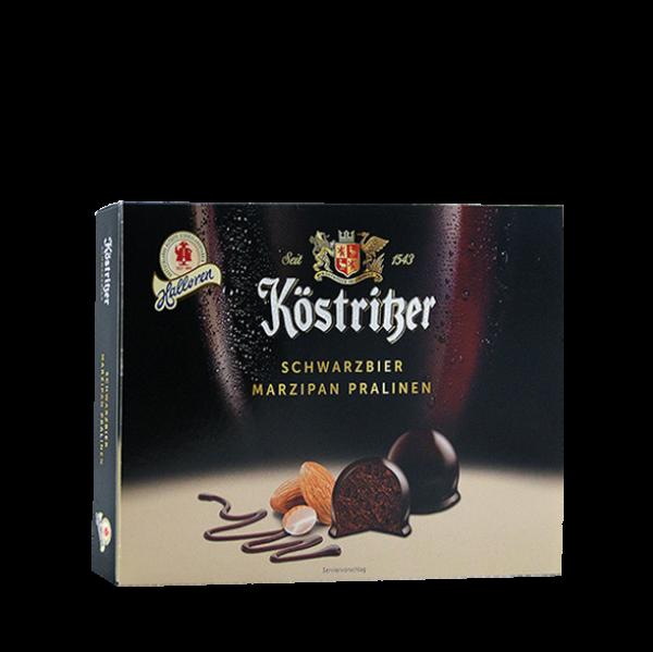Köstritzer Schwarzbier Marzipan Pralinen