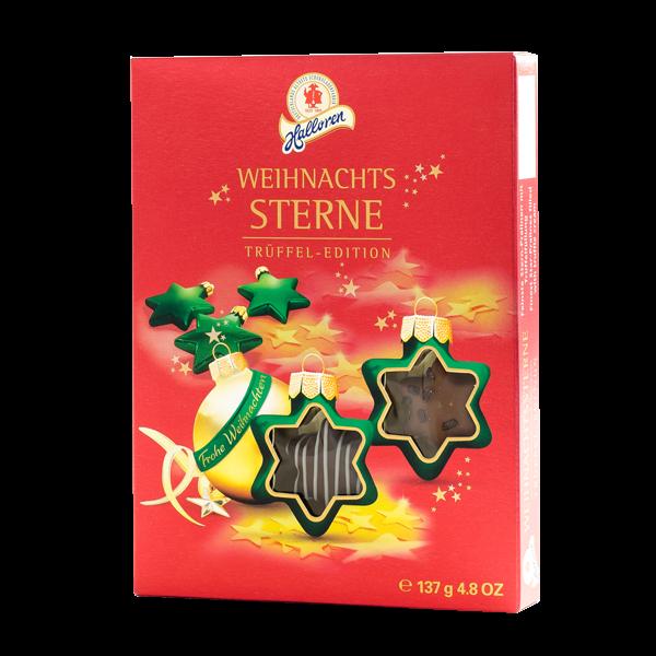 Halloren Weihnachtssterne Trüffel-Edition