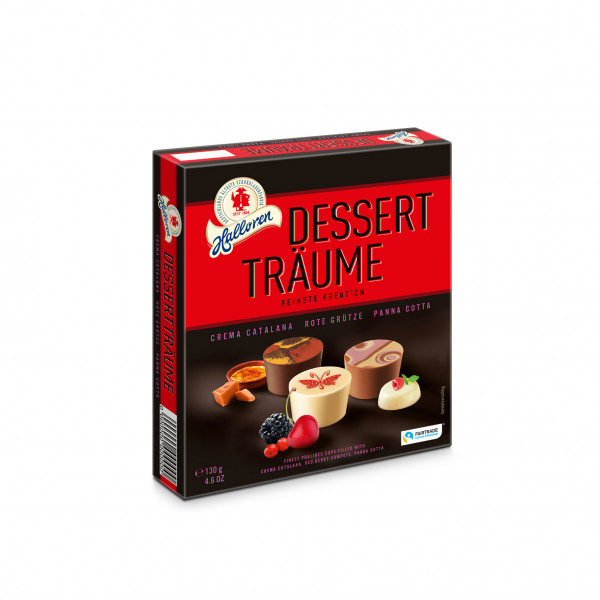 Dessert Träume Feinste Kreation